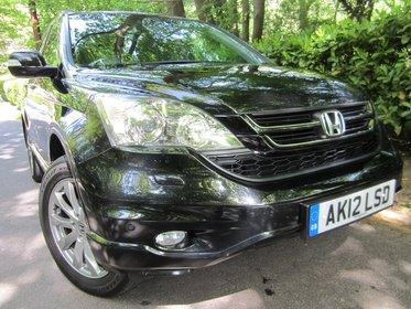 Honda CR-V EX 2.2 i-DTEC