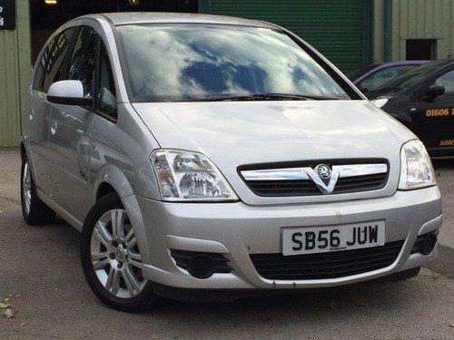 Vauxhall Meriva 1.7CDTI 16V ACTIVE