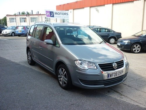 Volkswagen Touran 1.9 TDI SE 7 SEATS 105PS