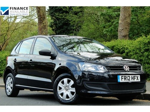 Volkswagen Polo 1.2 S A/C 60PS >> FULL SERVICE HISTORY <<