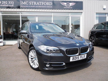 BMW 5 SERIES 2.0 520d Luxury Touring - Quick And Easy Finance 6.9% APR Representative