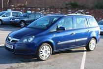 Vauxhall Zafira LIFE 16V E4