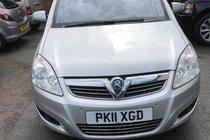 Vauxhall Zafira Elite ELITE CDTI ECOFLEX