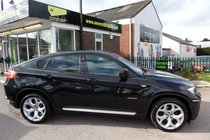 BMW X6 XDRIVE30D PRIVATE PLATE INCLUDED