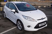 Ford Fiesta Zetec S 1.6 120 #FinanceAvailable