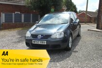 Volkswagen Golf MATCH TDI DPF 105 - VW build quality & reliability - Great looks & good condition!