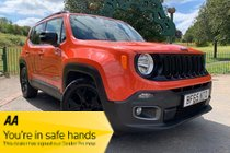 Jeep Renegade M-JET LIMITED