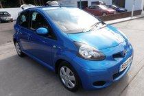 Toyota AYGO VVT-I BLUE