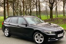 BMW 3 SERIES 320d SPORT TOURING BUSINESS MEDIA