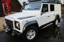 Land Rover Defender 110 2.2 D DPF XS Utility Station Wagon 5dr