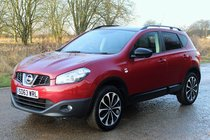 Nissan Qashqai 1.6 Petrol 360 Model Automatic 5 Door
