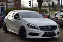 Mercedes A Class A200 CDI BLUEEFFICIENCY AMG SPORT