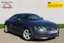 Audi TT TDI QUATTRO 1 OWNER FULL BLACK LEATHER