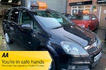 Vauxhall Zafira DESIGN 16V E4