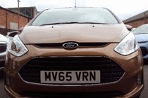 Ford B-Max 1.6 TITANIUM X 6SP POWERSHIFT CITY PACK