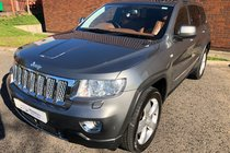 Jeep Grand Cherokee V6 CRD OVERLAND SUMMIT
