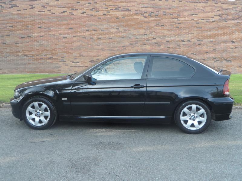 BMW 3 SERIES 316Ti COMPACT | AK SIMPSON CAR SALES