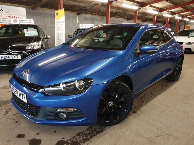 Volkswagen Scirocco GT | JB Motor Centre Ltd