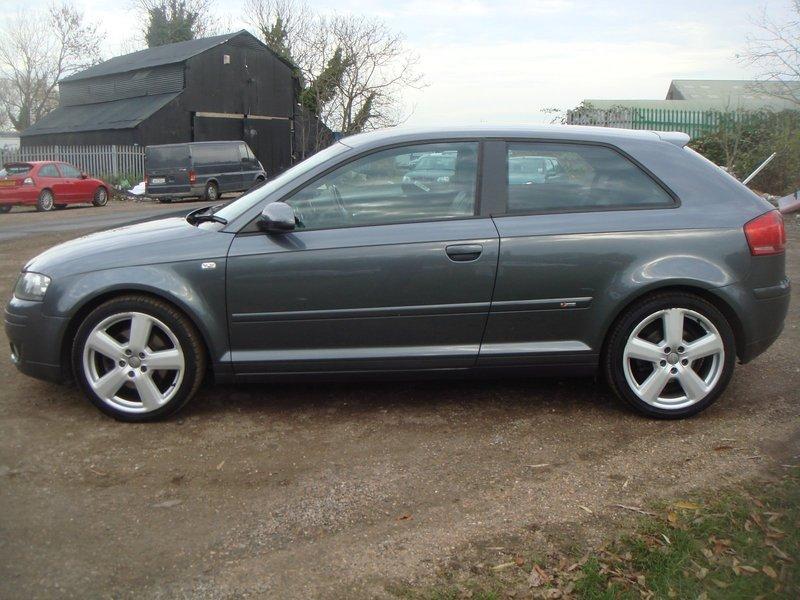Audi A3 20t Fsi Quattro S Line Wilson Wheels