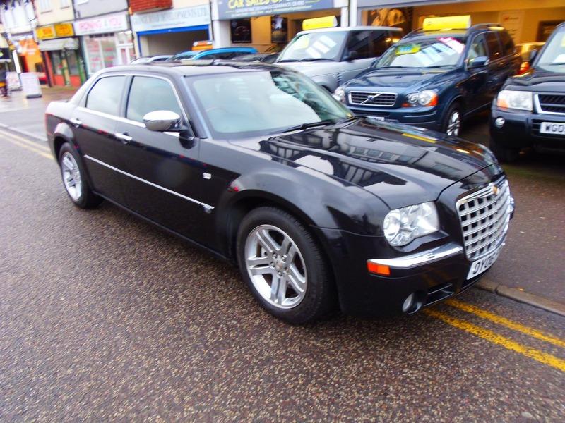 Chrysler 300c 3 0 V6 Crd Leigh Car Centre Ltd