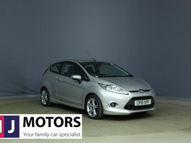 Ford Fiesta 1.6 TDCI ZETEC S Finance Available