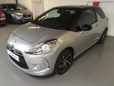 Citroen DS3 1.2 PURETECH S&S DSTYLE PLUS