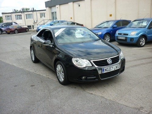 Volkswagen Eos 2.0 TDI With Leather Finance Available