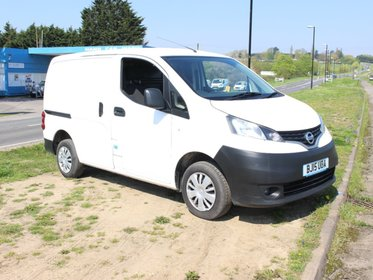 Used Nissan Vans For Sale In Rettendon Essex