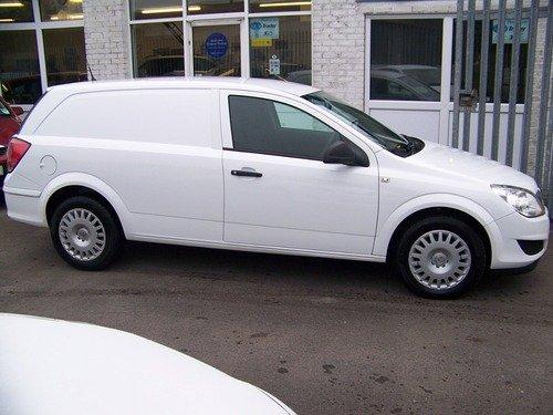 Vauxhall Astravan Cdti Club