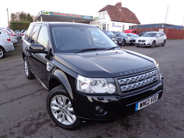 land rover freelander sd4 hse auto thornbury car centre. Black Bedroom Furniture Sets. Home Design Ideas