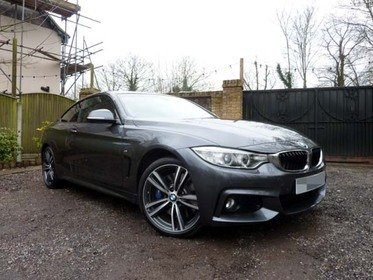 BMW 4 SERIES 435D xDrive M Sport 2dr Auto [Prof Media] 3.0