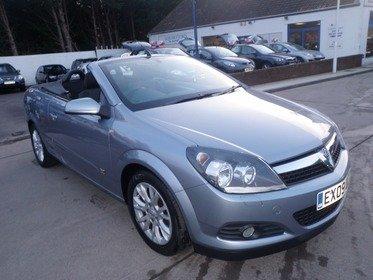 Vauxhall Astra 1.6I 16V VVT TWIN TOP SPORT