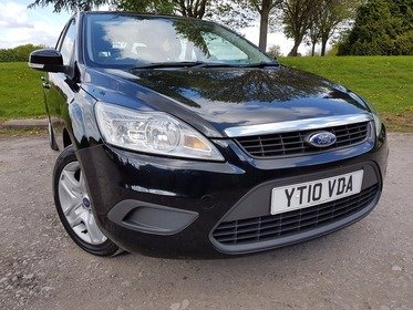 Ford Focus 1.6 TDCI 109 STYLE DPF