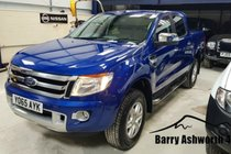 Ford Ranger Double Cab 4x4 Limited 2 2.2TDCi 150PS