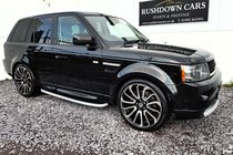 Land Rover Range Rover Sport Autobiography SDV6 HSE