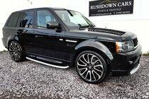 Land Rover Range Rover Sport Autobiography SDV6 HSE
