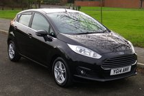 Ford Fiesta Zetec 1.5TDCi 75PS