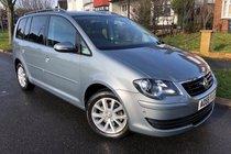 Volkswagen Touran MATCH TDI 7 Seater-FSH- New Mot n Service