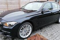 BMW 3 SERIES 320d XDRIVE LUXURY SAT NAV AUTO