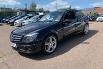 Mercedes CL CLC160 BLUEEFFICIENCY SPORT