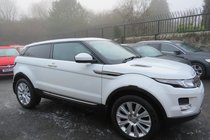 Land Rover Range Rover Evoque 2.2 SD4 PURE TECH 4X4