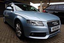 Audi A4 2.0TDI 140PS SE