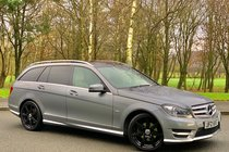 Mercedes C Class C250 CDI BLUEEFFICIENCY SPORT AMG