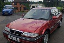 Rover 400 SLI