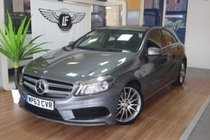 Mercedes A Class A220 CDI BLUEEFFICIENCY AMG SPORT