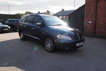 Ssangyong Rodius 270 S FULL SERVICE HISTORY ! 7 SEATS ! 99% FINANCE APPROVAL !
