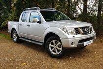 Nissan Navara DCI OUTLAW 4X4 SWB SHR DCP