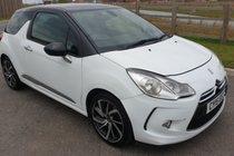 Citroen DS3 E-HDI DSTYLE PLUS - FULL MOT - 49,000 MILES - ANY PX WELCOME