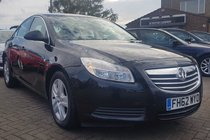 Vauxhall Insignia 2.0 CDTi 16v Exclusiv Auto 5dr FSH, 1 FORMER KEEPER