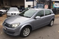 Vauxhall Astra CLUB 16V AUTO